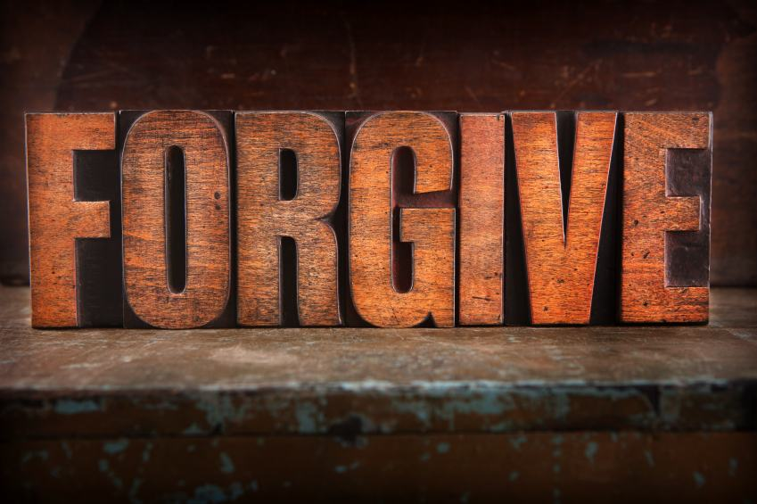 The Discipleship of Forgiveness