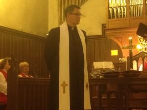 Rev. Neil Ellis