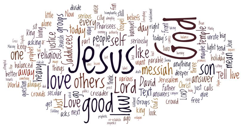 Preparing for Sunday's Worship: Whose Son is the Messiah?