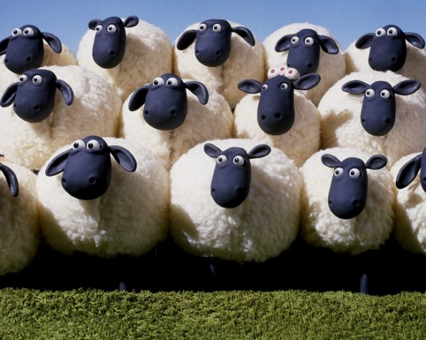 Be the Sheep