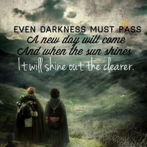 Primer for Sunday: The Light Shines