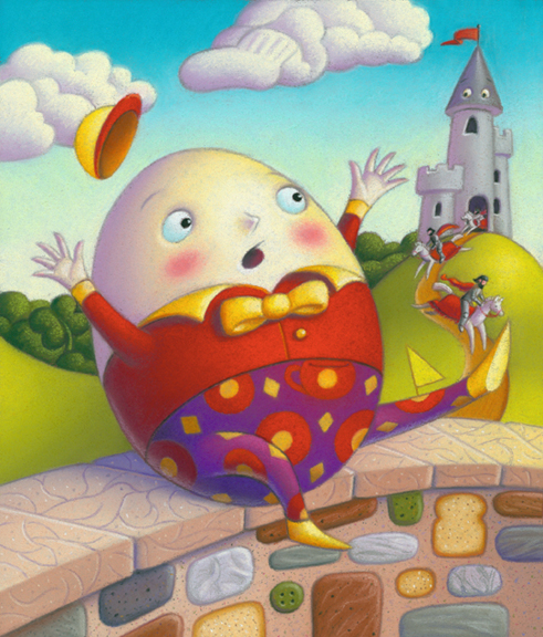 Preparing for Sunday: Humpty Dumpty