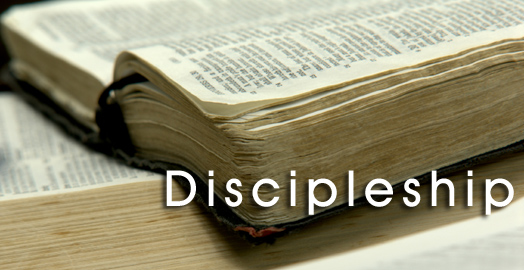 Prayer of Discipleship