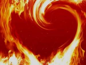 heart-flames