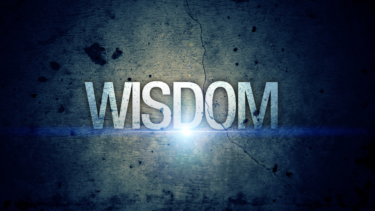 Preparing for Sunday: Who is Wise?