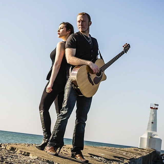Matt Williams & Alyssa Morrissey in Concert