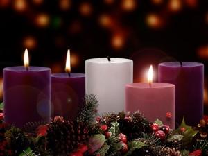 advent-joy-candles