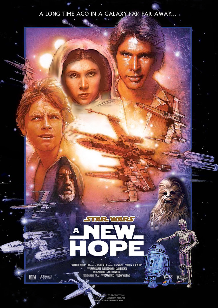 Preparing for Sunday: A New Hope