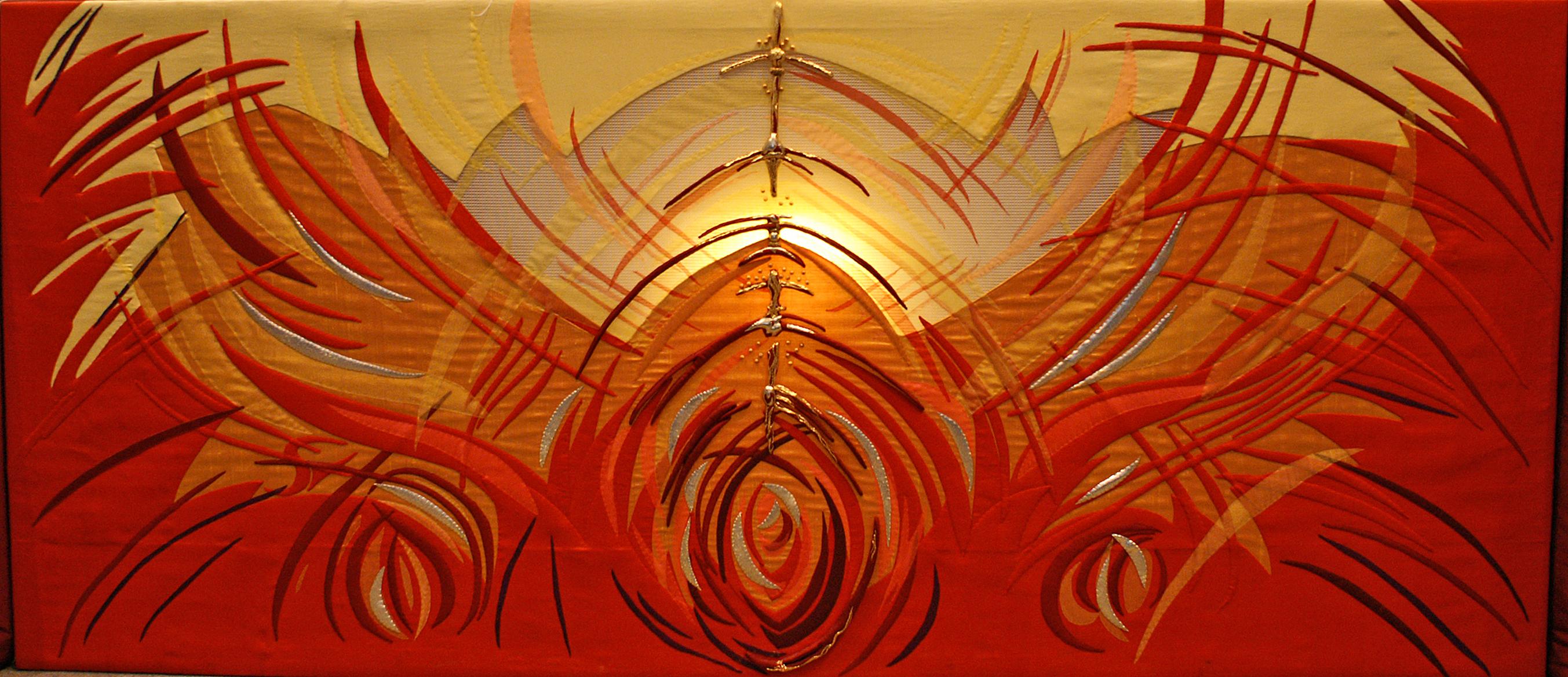 Prayer at Pentecost