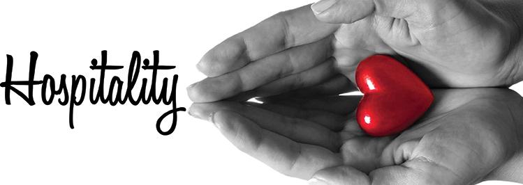 Preparing for Sunday: On Hospitatlity