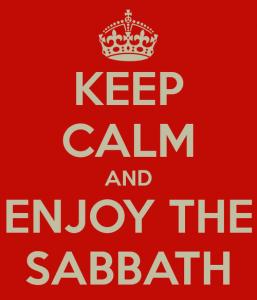 sabbath-enjoy