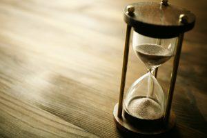 patience, hourglass