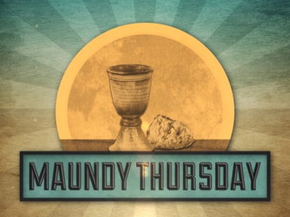 Prayer for Maundy Thursday