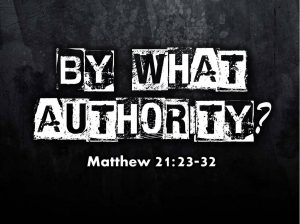 challenged-by-god, authority