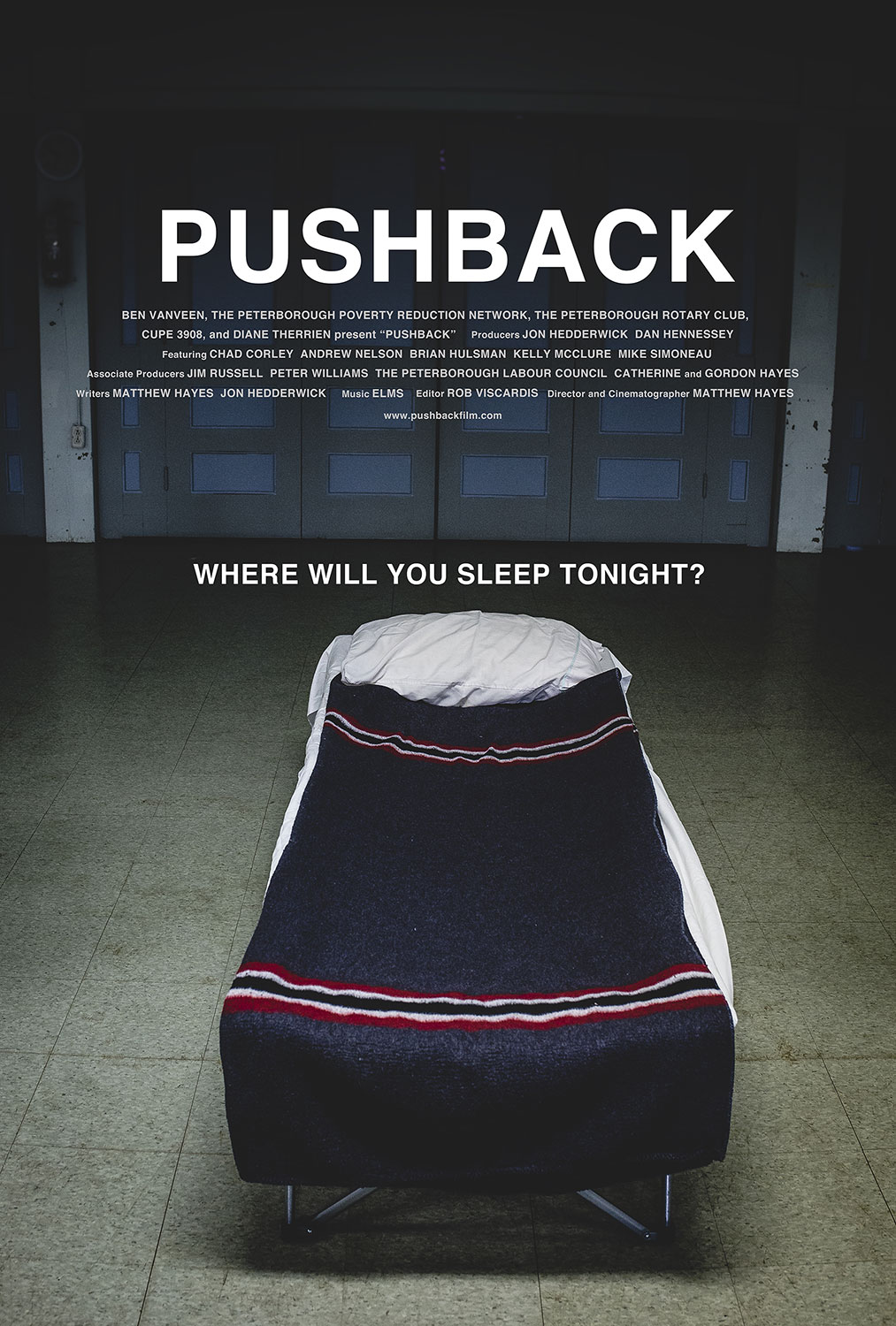 Pushback Documentary Screening