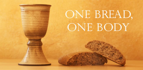 Communion on Sunday