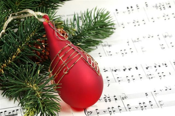 Christmas Caroling at St. Andrew's