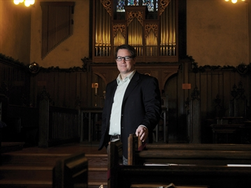 Rev. Ellis has been Profiled by the Local Papers