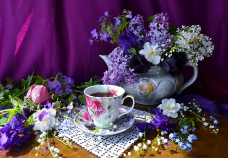 Spring Tea and Bazaar