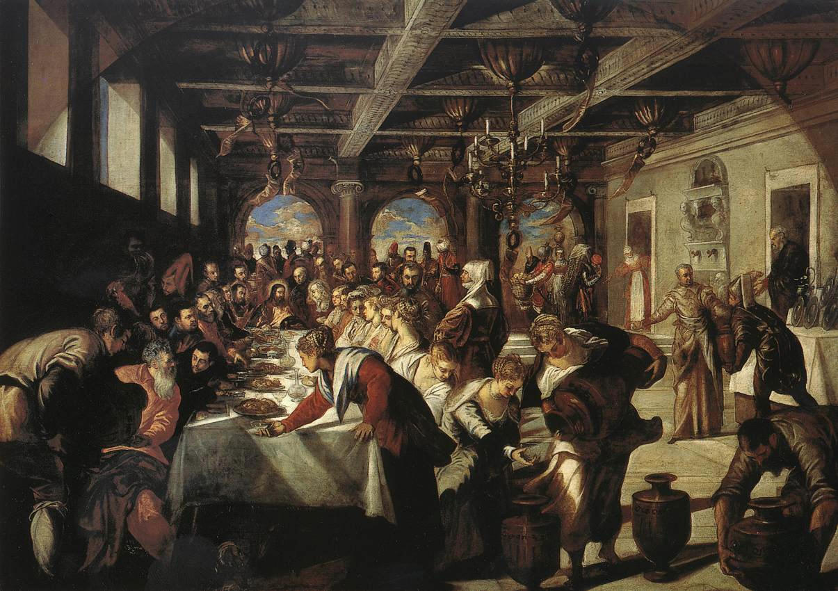Preparing for Sunday: The Banquet