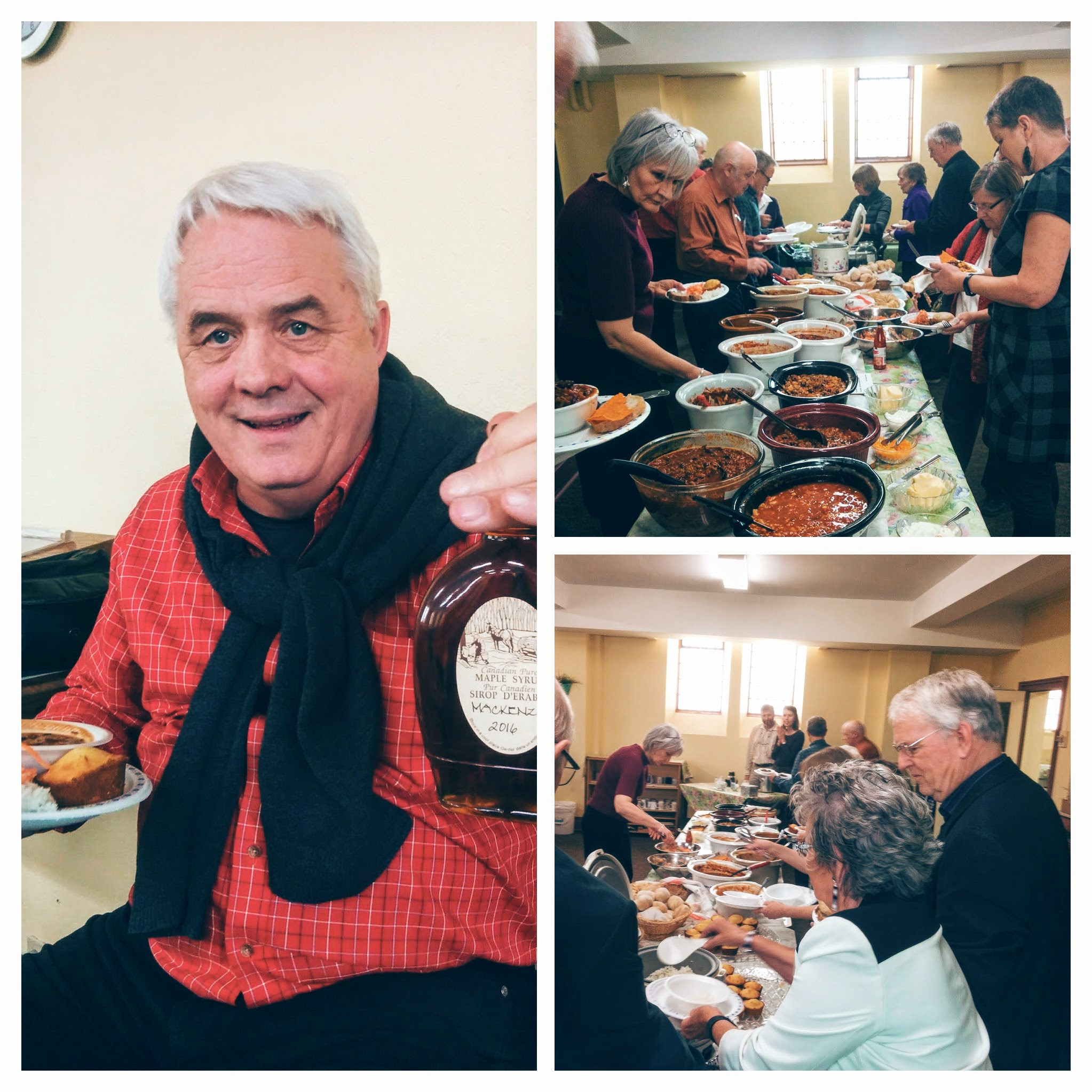 Annual Meeting & Chili