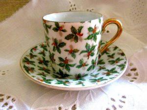 christmas tea bazaar